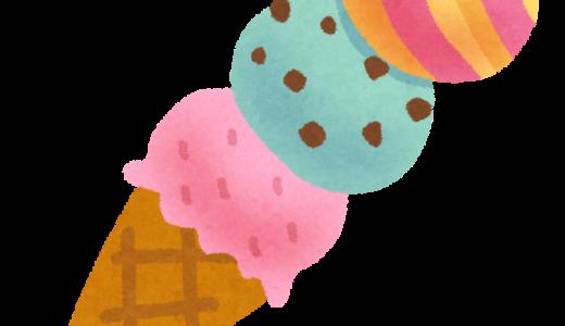 新百合ヶ丘のサーティワンアイスクリームは南口すぐの大戸屋の手前
