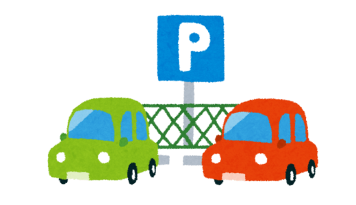 新百合ヶ丘エルミロードの駐車場の場所と無料の駐車サービス券