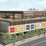 新百合ヶ丘から若葉台に行く途中に約20店舗が入るショッピングセンター「稲城小田良SCメディカルモール」ができる予定